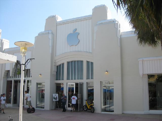 Loja da Apple em Miami