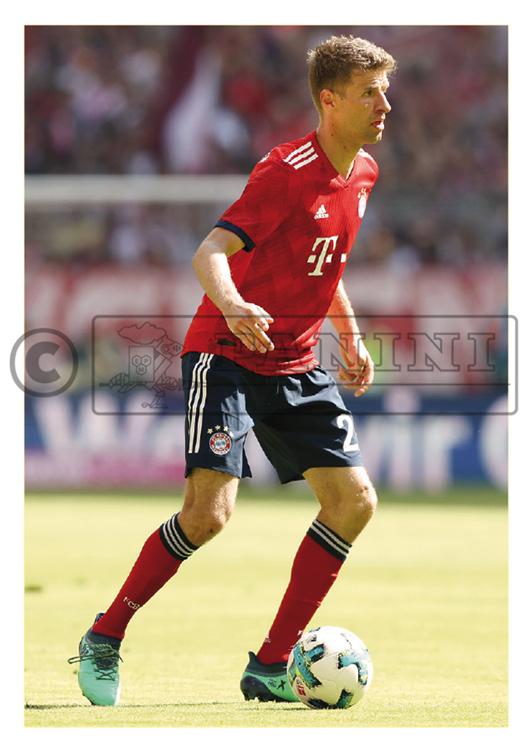 Mats Hummels Panini FC Bayern München 2018//19 Sticker 39
