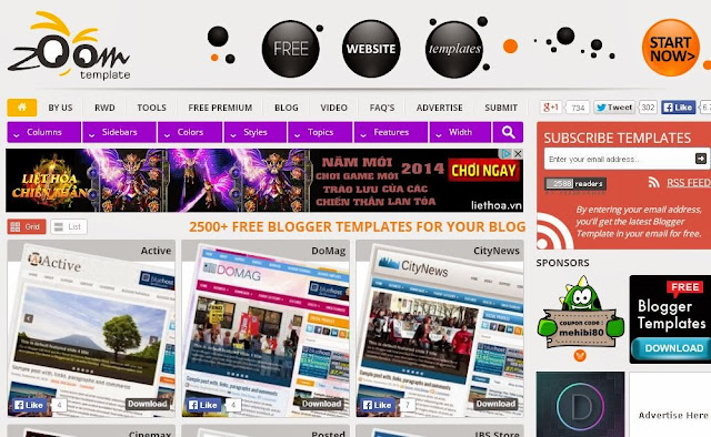 templates blogspot