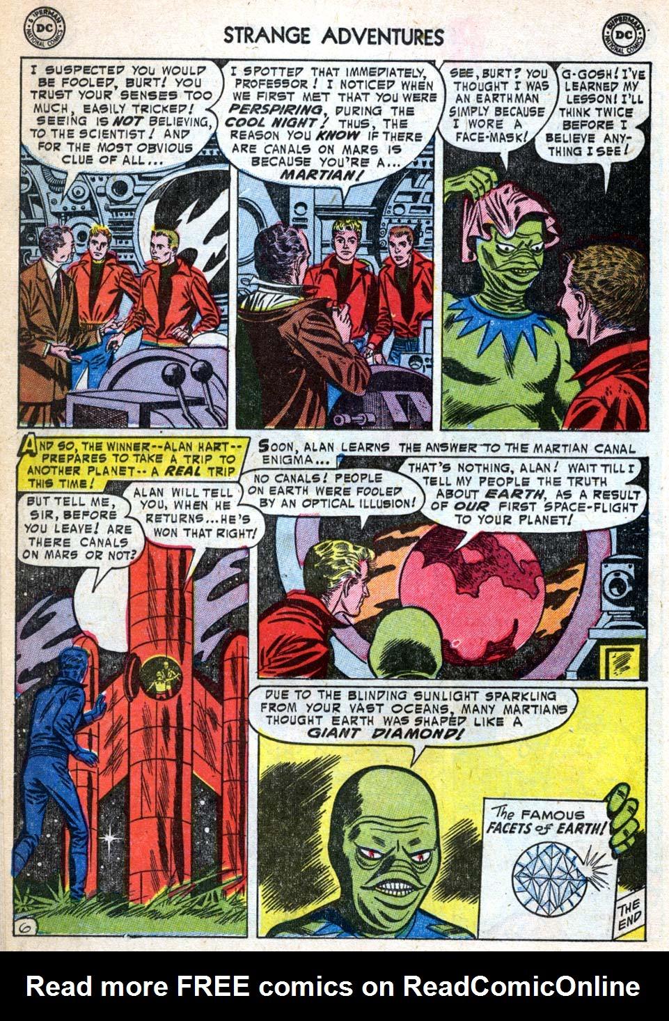 Strange Adventures (1950) issue 50 - Page 18