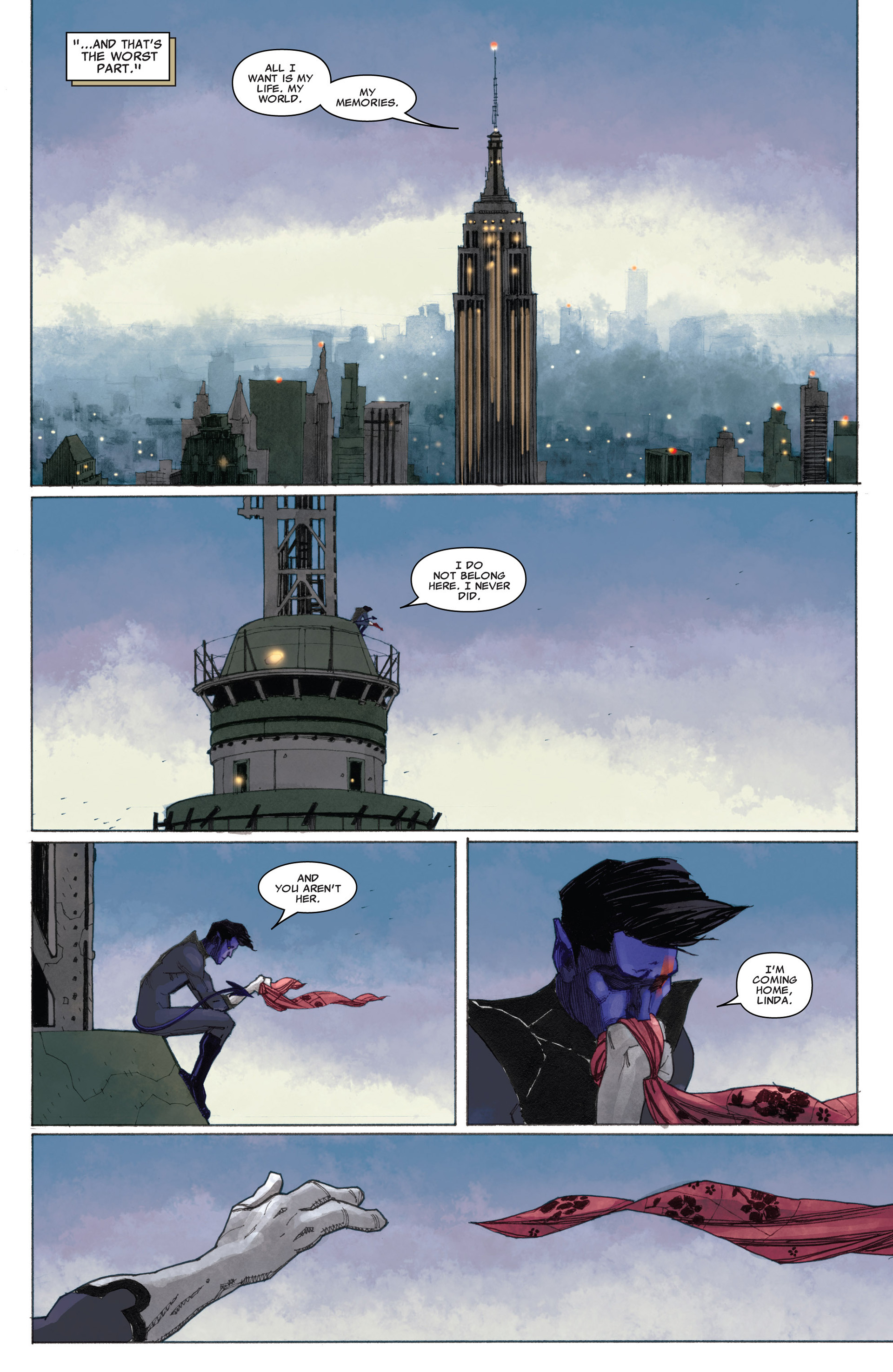 Read online Astonishing X-Men (2004) comic -  Issue #59 - 20