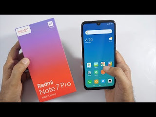 Firmware Xiaomi Redmi note 7 Pro Tested Via Google Drive