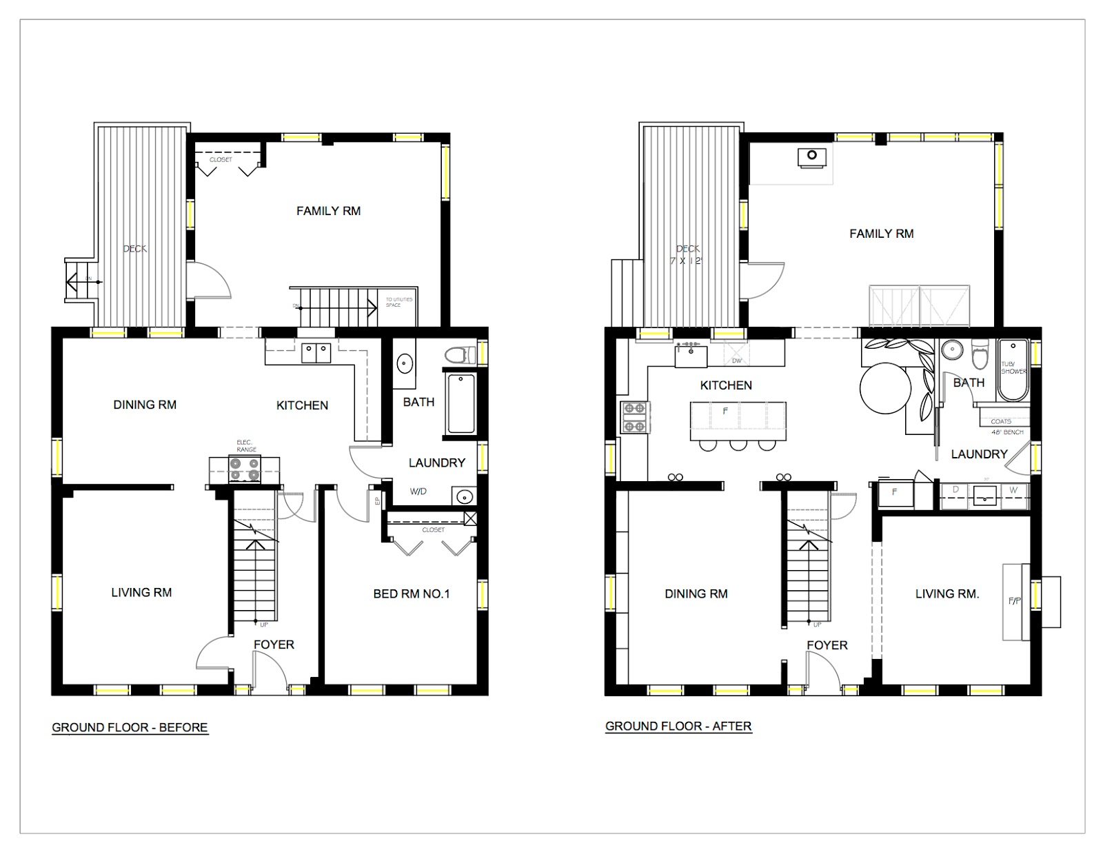 2 storey house electrical plan
