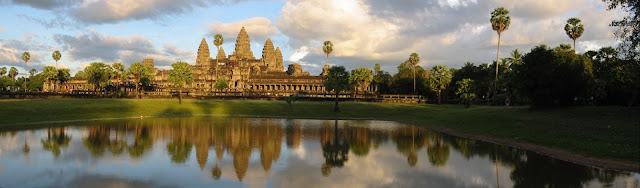 Angkor Wat .Photographie par Chris (CC)