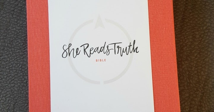 Woven by Words She Reads Truth Bible  Giveaway