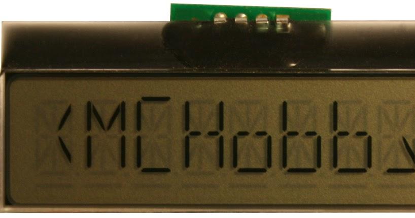 MicroPython : de nouveaux modules LCD display, Magnétomètre 3 Axes
