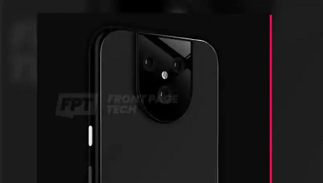 Google Pixel 5 XL Render Görüntüleri Sızdırıldı üçlü arka kameraylamı geliyor!