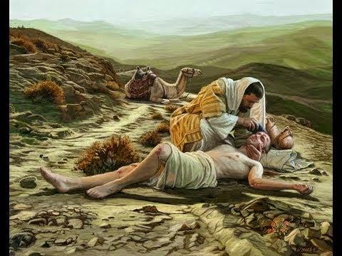 Risultati immagini per Luca 10,25-37