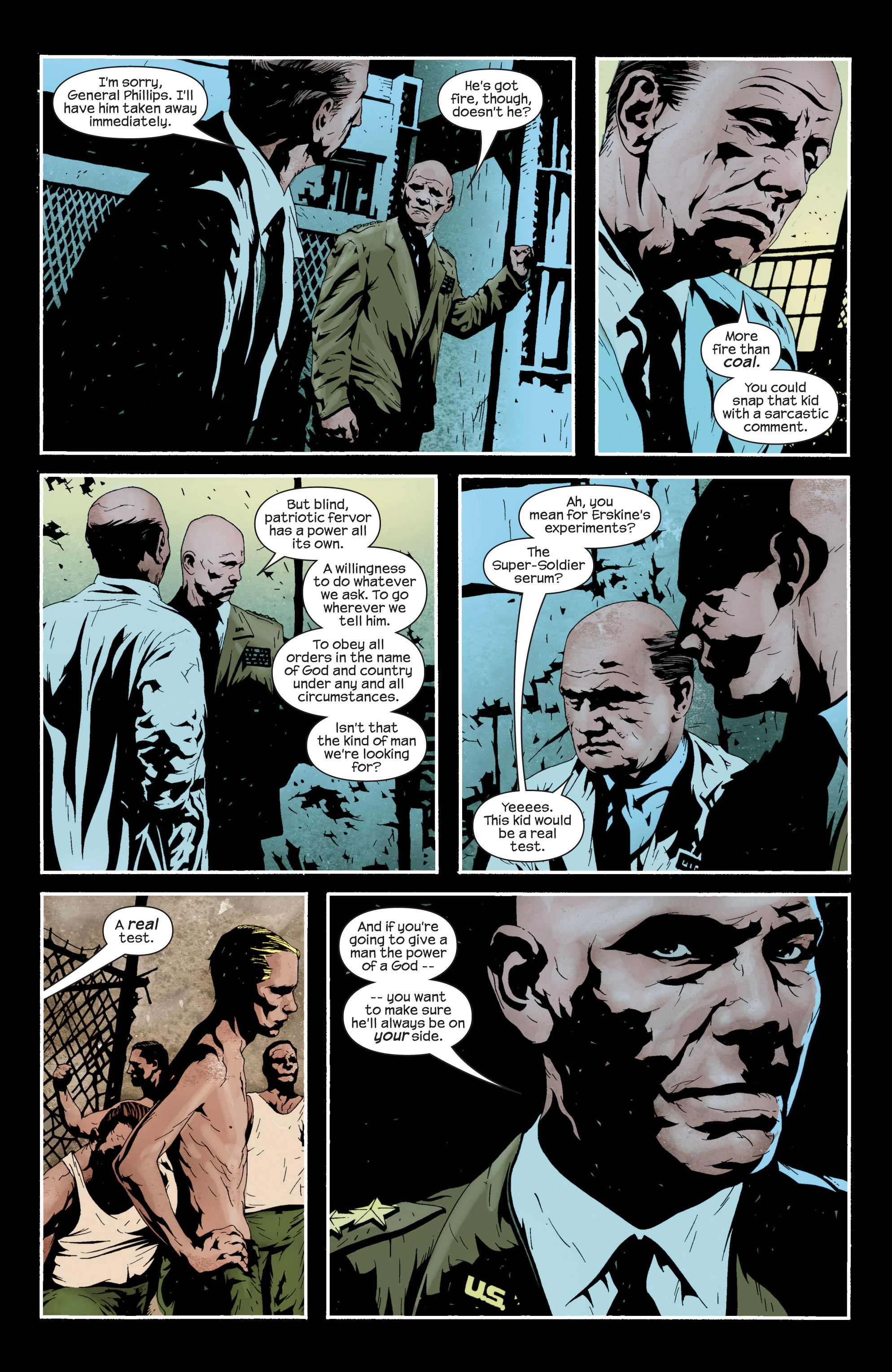 Captain America (2002) Issue #14 #15 - English 15