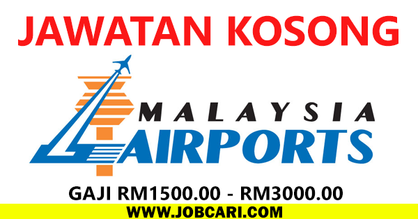 JAWATAN KOSONG MALAYSIA AIRPORT KLIA2 2016
