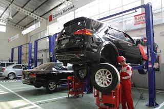 Servis Mitsubishi Bintaro