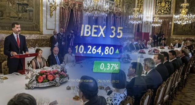 El poder tiene un nombre: Ibex35