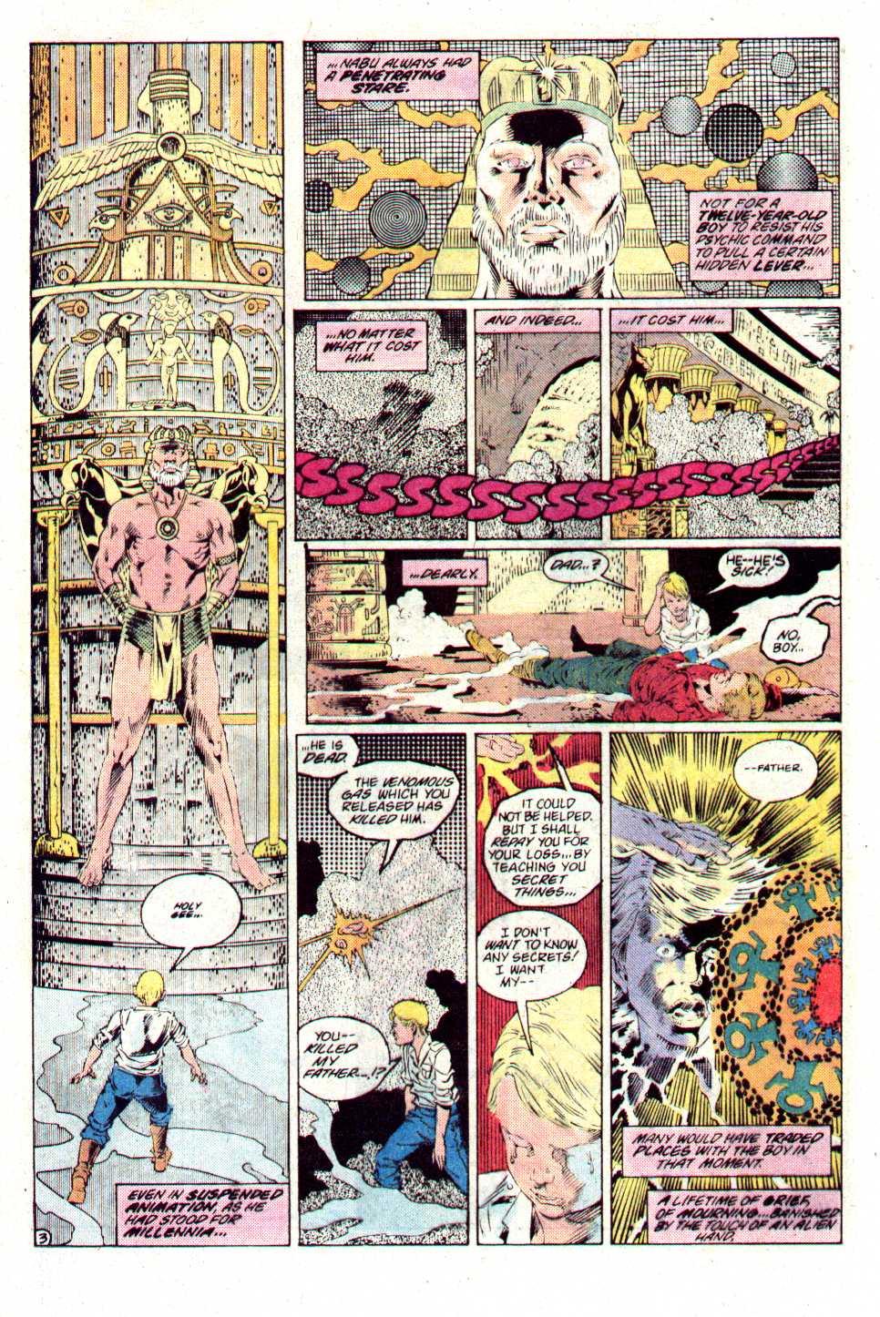 Read online Secret Origins (1986) comic -  Issue #24 - 23