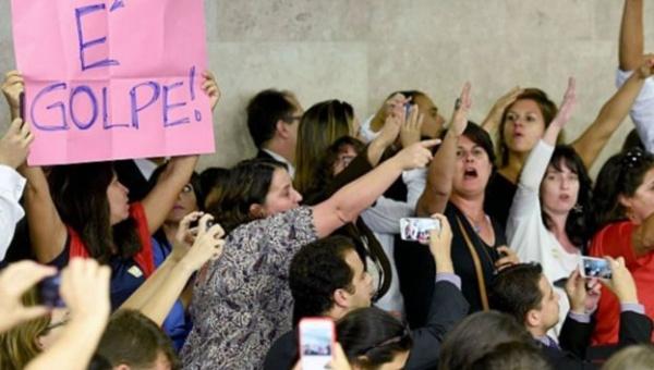 Dilma Rousseff: Habrá más protestas contra juicio político