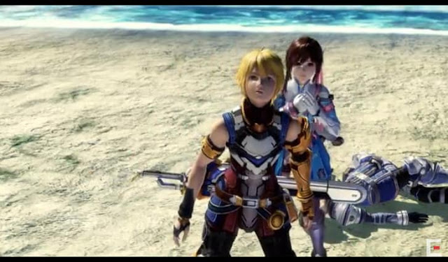 Square Enix announced Star Ocean: The Last Hope Full HD and 4K for PC and PlayStation 4
