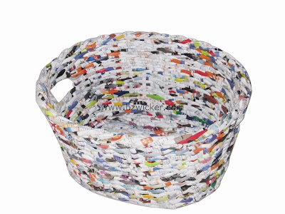 How To Recycle Recycled Bowls And Baskets