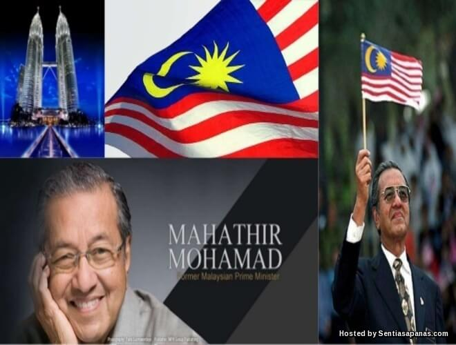 Terima kasih Tun Mahathir