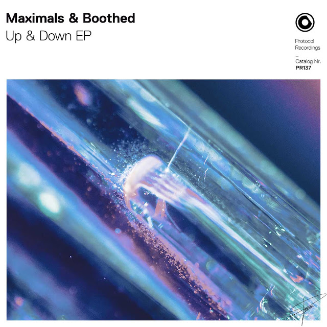 Maximals & Boothed Drop Two Sided EP 'UP & Down'