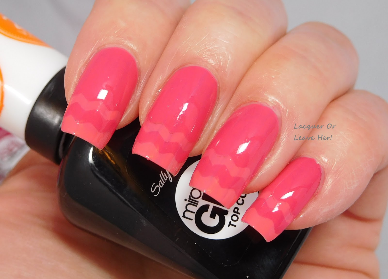 Lacquer or Leave Her!: Review: Sally Hansen\'s color of the moment ...