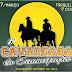 Forquilha recebe a 6ª Cavalgada da Emancipação neste sábado (17)