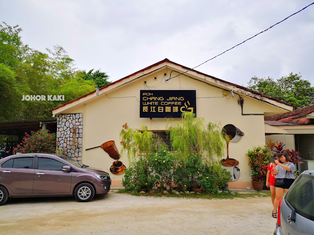 Every Ipoh Tourist goes to Chang Jiang White Coffee @ Jalan Windsor