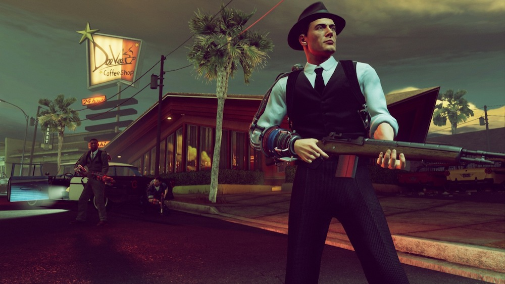 The Bureau: XCOM Declassified screen 1