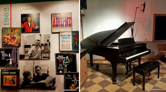 Nashville: Estúdio B (Historic RCA Studio B)