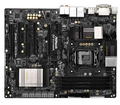 Daftar harga motherboard asrock