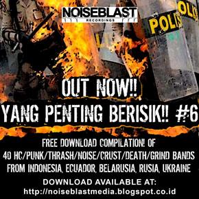 YANG PENTING BERISIK!!#6