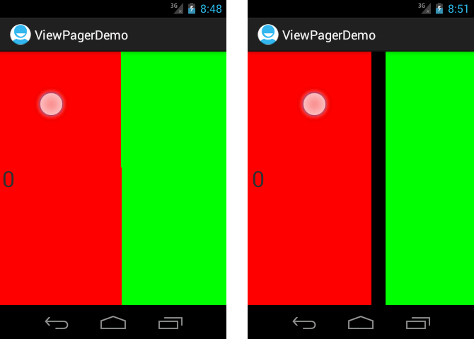 Android Zeitgeist: Examining the ViewPager #2