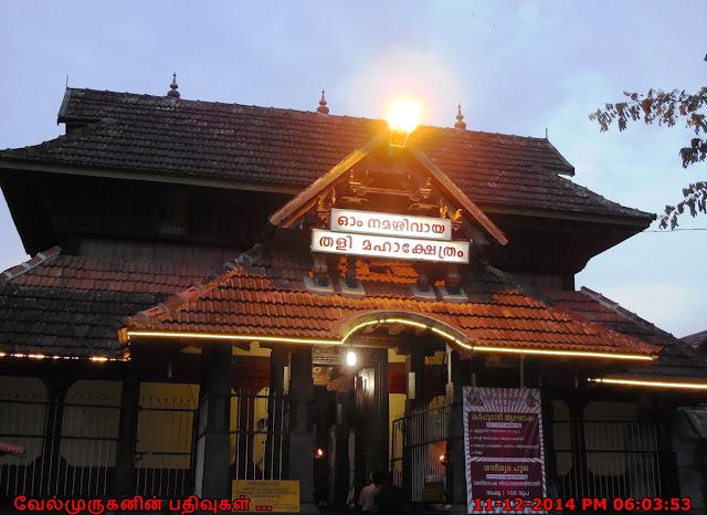 Calicut Thali Temple