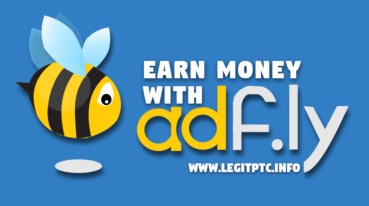 How to earn money with AdFly? | Legit PTC