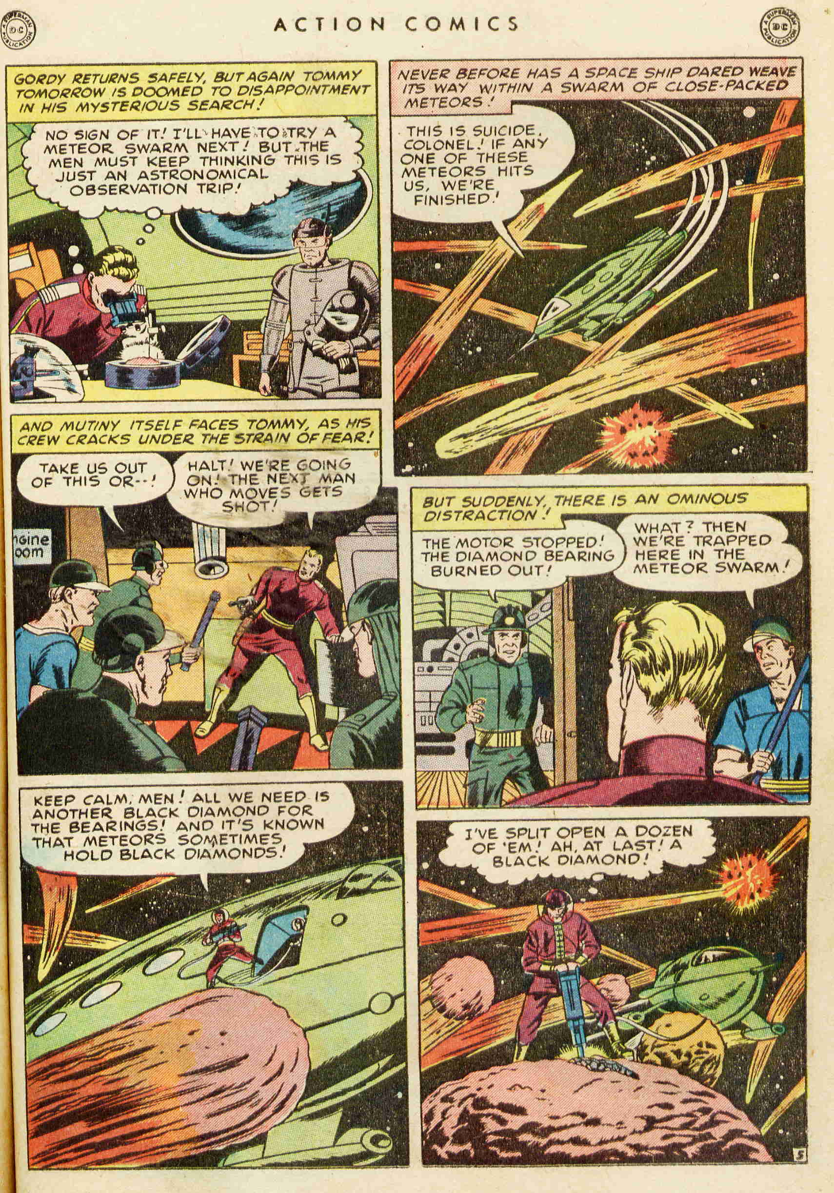 Read online Action Comics (1938) comic -  Issue #129 - 34