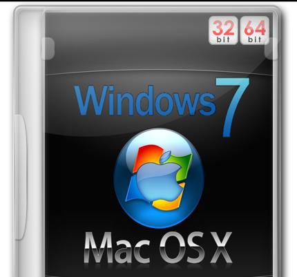 Windows 7 Sp1 Mac OSX Edition 2013 AIO Setup For FREE Download