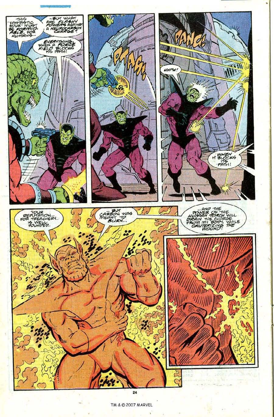 Read online Silver Surfer (1987) comic -  Issue #28 - 26