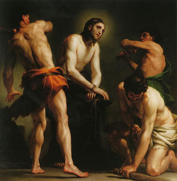 """Resultado de imagem para jesus """"a flagelação"""""""