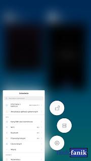 Xiaomi Redmi Note 4 MIUI 10 podgląd ostatnio otwartych aplikacji dodatkowe opcje