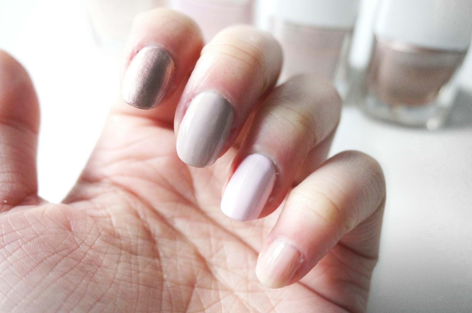Joyce Lau Ted Baker Perfectly Polished Nail Polish Gift Set Review