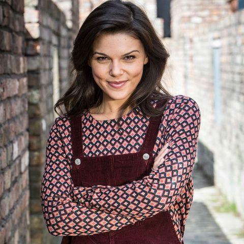 Coronation Street Blog: Faye Brookes leaving Coronation