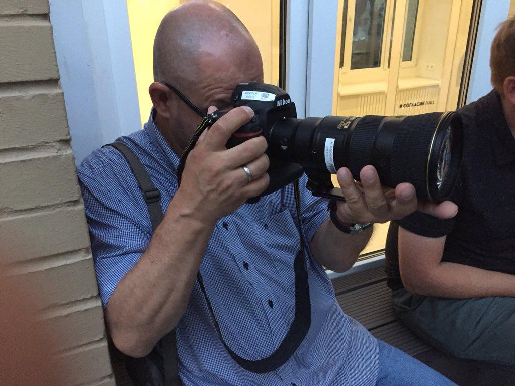 Объектив Nikon AF-S Nikkor 500mm f/5.6E PF ED VR, фотография Павла Беднякова