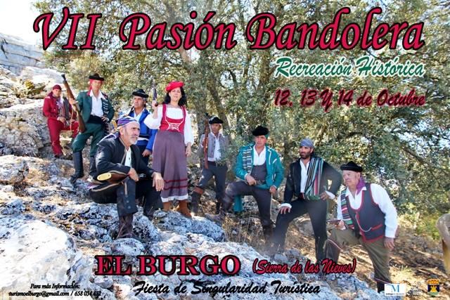 Pasión Bandolera El Burgo 2018