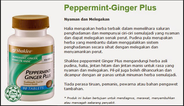 Image result for ginger peppermint shaklee