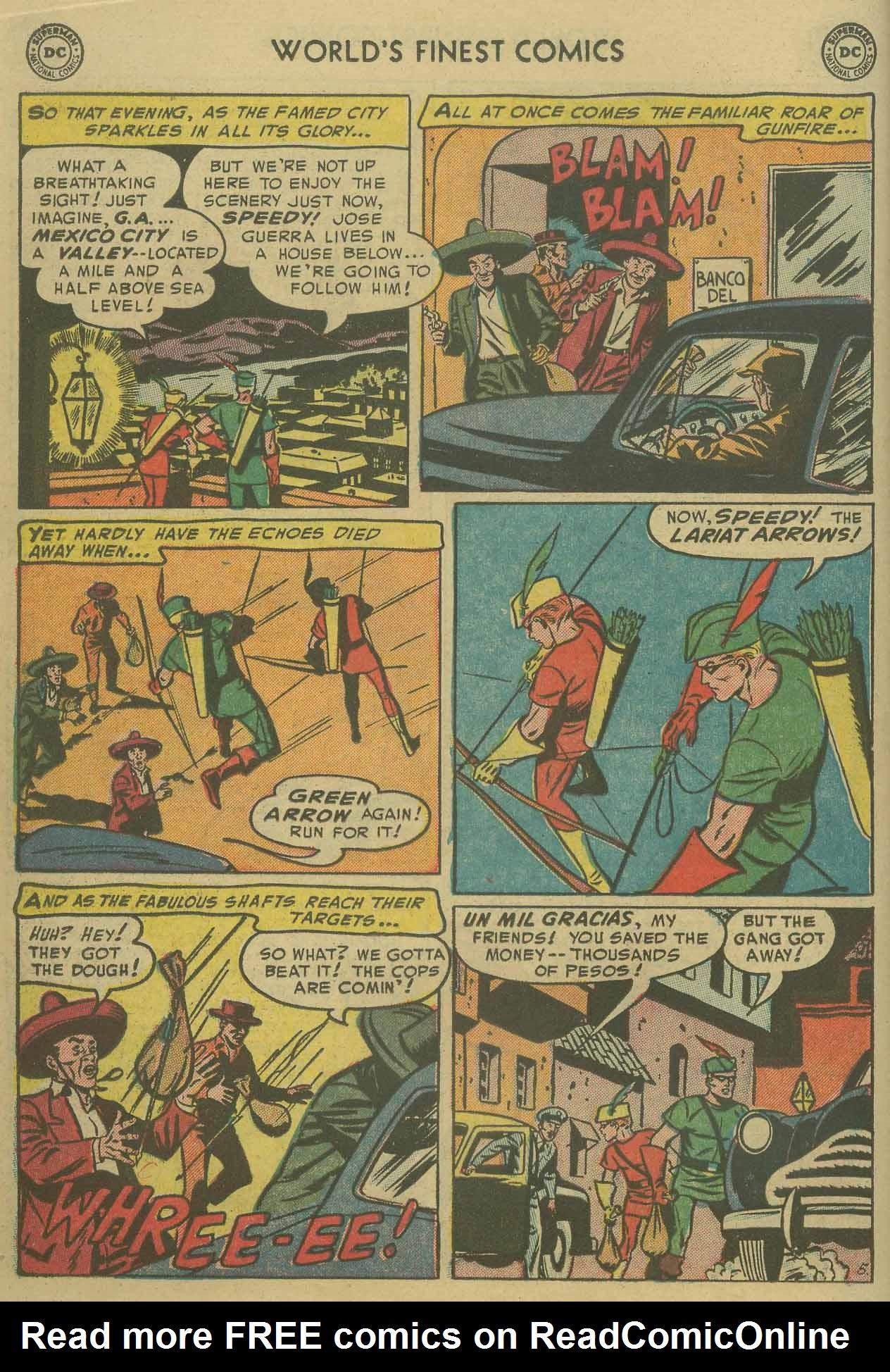 Read online World's Finest Comics comic -  Issue #69 - 32