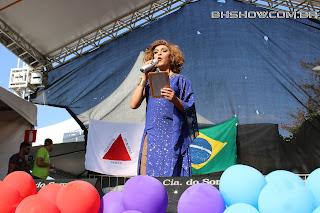 IMG 9818 - 13ª Parada do Orgulho LGBT Contagem reuniu milhares de pessoas