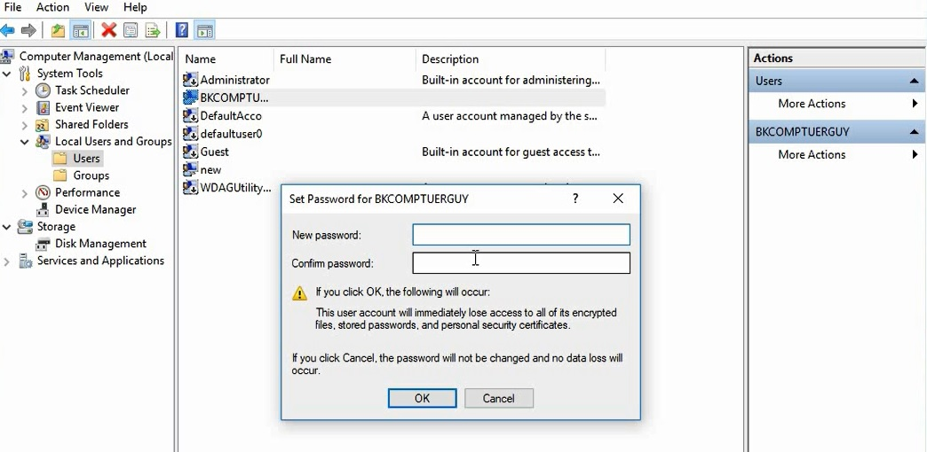 How to Crack Windows 10 administrator password without using any