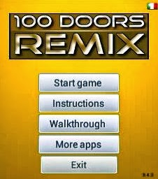 100 Doors Remix Solution Level 1 2 3 4 5 Escape Game