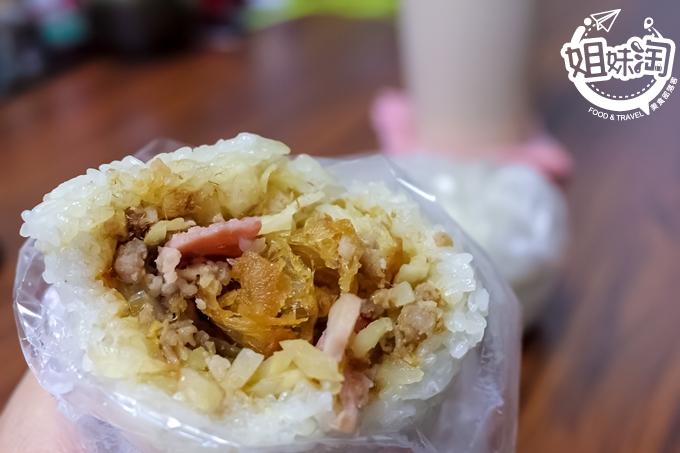 大港飯糰 高雄 美食 三民區 銅板美食 小吃 推薦