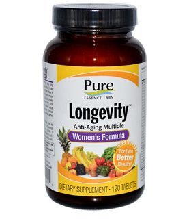 http://www.iherb.com/pure-essence-longevity-anti-aging-multiple-women-s-formula-120-tablets/33815?rcode=zth911