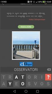 Lettere Nascoste soluzione livello 10 sottolivelli 1 | Parola e foto