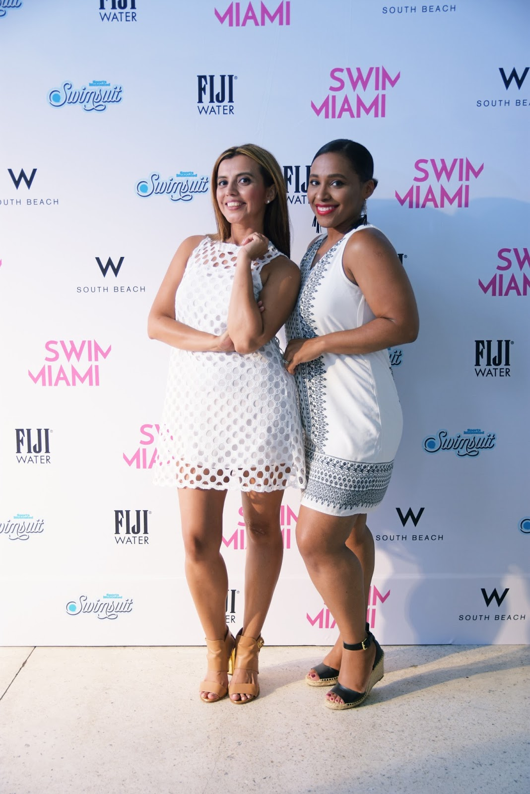 Swim Miami Opening Night With Sports Illustrated, miami swim week, blogger street style, swim shows, sports illustrated runway show